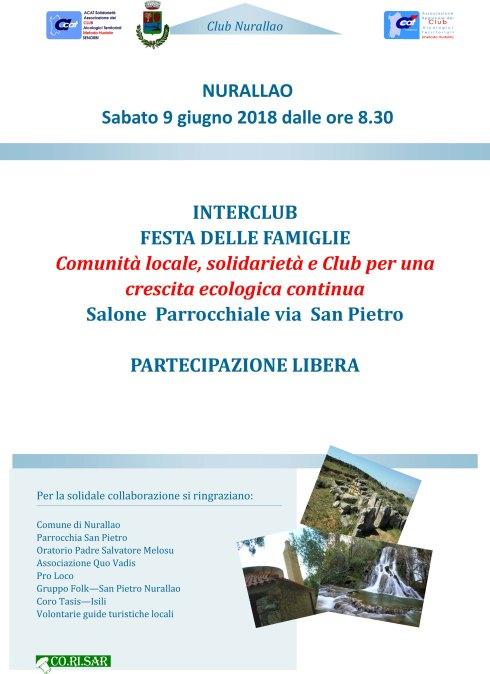 Interclub Reg Manifestino Nurallao 2018