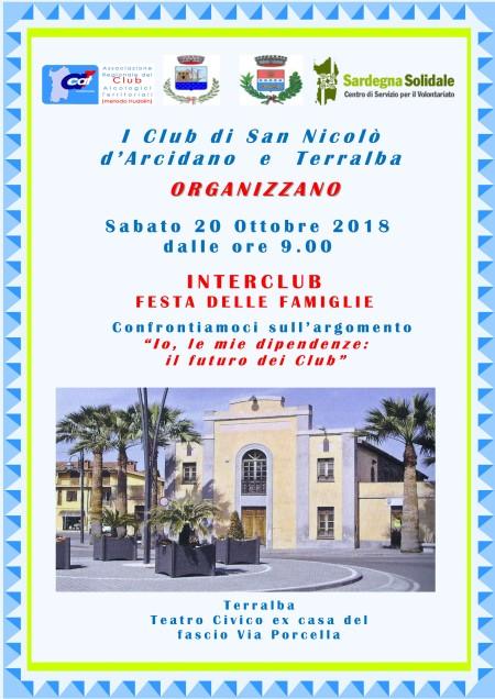 Locandina Interclub Terralba