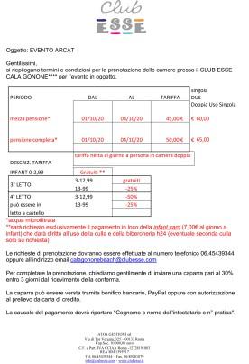 proposta soggiorno Congresso AICAT Cala Gonone 2020-1